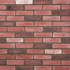 Masterbrick Red Tarnished