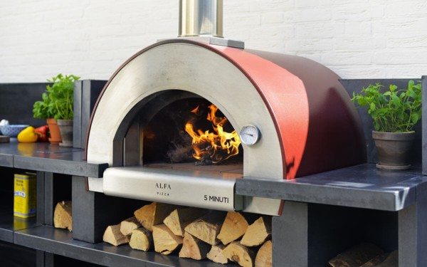 minuti pizza oven compact in size it can cook meals in only minutes x