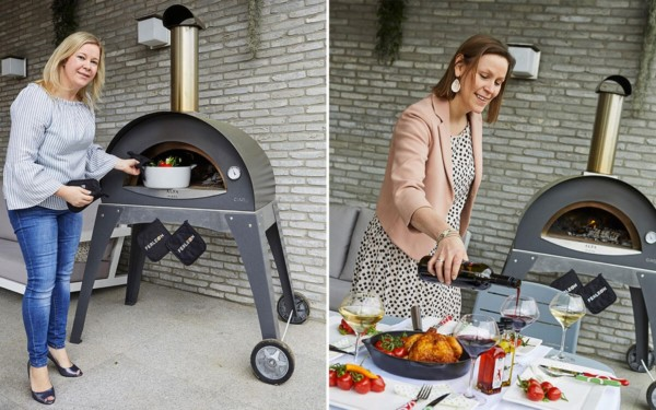 ciao party pizza outdoor cooking x
