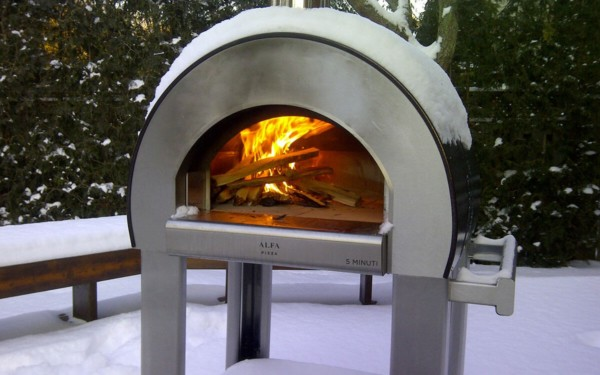 compact wood burning oven for pizza and bread x