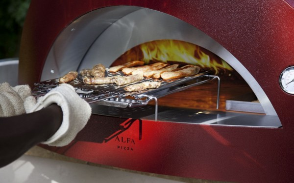 griil oven allegro wood fired oven x