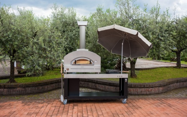 stone oven gas fired outdoor cooking made in italy pizza x