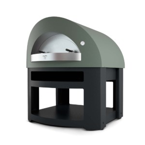 opera pizza oven gas or wood