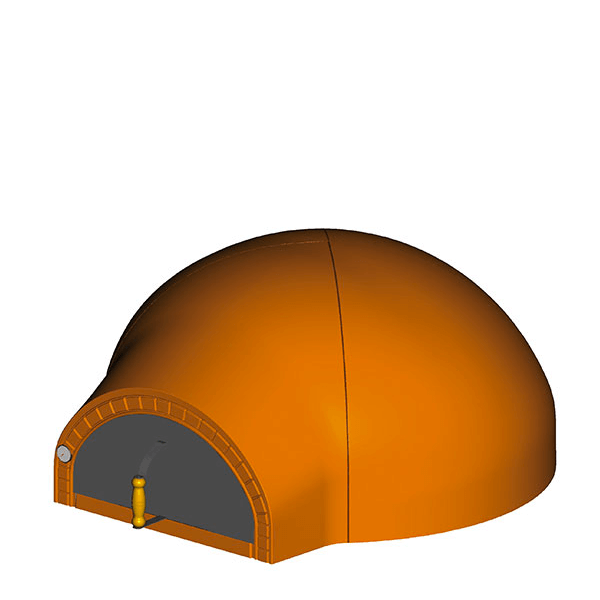 personal modular wood fired pizza ovens