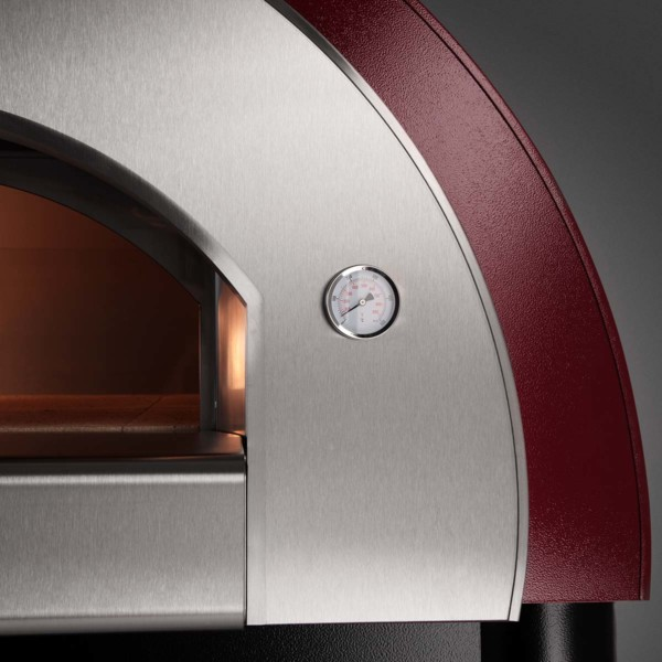 quick commercial pizza oven with base